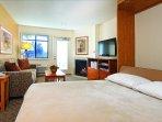 WorldMark Grand Lake bedroom