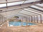 Wyndham Ocean Ridge Accommodations indoor pool