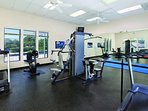 WorldMark Grand Lake fitness area