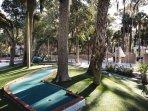 Wyndham Ocean Ridge Accommodations mini golf