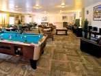 Wyndham Bentley Brook gameroom