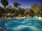 Wyndham Ocean Ridge Accommodations outdoor pool