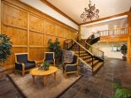 WorldMark Grand Lake lobby