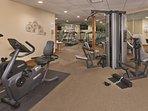 WorldMark Galena fitness area