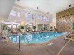 WorldMark Galena indoor pool