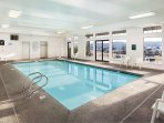WorldMark Arrow Point indoor pool