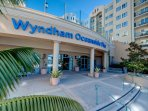 Wyndham Oceanside Pier Resort property logo