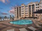 Wyndham Oceanside Pier Resort outdoor pool