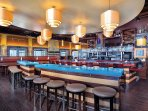 Wyndham Oceanside Pier Resort on site restaurant
