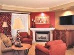 Vino Bello Resort living room