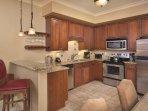 Vino Bello Resort kitchen