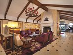 Vino Bello Resort lobby