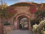 Vino Bello Resort entrance