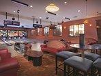 Vino Bello Resort bowling alley