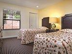 WorldMark Angels Camp bedroom