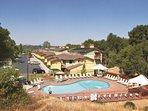 WorldMark Angels Camp outdoor pool