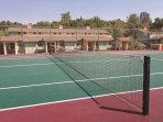 WorldMark Angels Camp tennis courts
