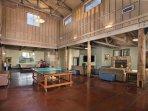 WorldMark Angels Camp lounge