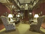 Heidelberg Inn Resort lobby