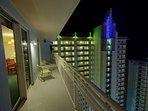 Wyndham Ocean Walk balcony