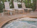 Peacock Suites outdoor pool