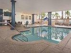 Peacock Suites pool