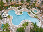 Wyndham Palm Aire Resort outdoor pool