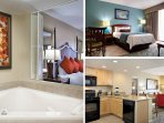 Wyndham Palm Aire Resort accomodations