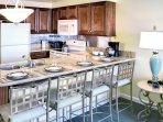 Wyndham Ocean Walk kitchen
