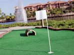 Wyndham Bonnet Creek Resort golf