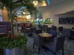 Wyndham Ocean Walk lounge