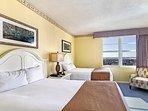 Wyndham Ocean Walk bedroom