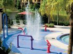 Wyndham Bonnet Creek Resort kiddy pool