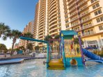 Wyndham Ocean Walk outdoor pool