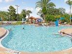 Grand Beach I & II Pool