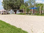 Grand Beach I & II  Volleyball Court