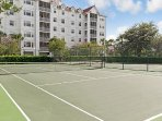 Grand Beach I & II Tennis Court