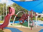 Grand Beach I & II Playground