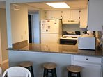 Another view of Kitchen from Dining Area