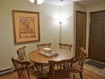 Dining or Game Table for 6