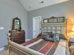 Come nighttime, this home has 3 lovely bedrooms for you to choose from.