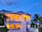 8000 sq.ft 5 bedrooms 4.5 bathrooms Ocean View Villa