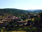Lagrasse: town, river (with swimming) and abbey.