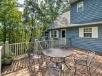 Escape to the tranquil Smoky Mountains for a peaceful getaway at this 2-bedroom, 3-bath vacation rental home in...