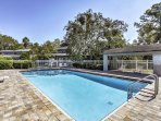 Soak up the Florida sun at the community pool, or check out the many local shops and restaurants nearby!