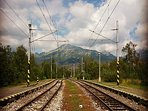 Just 5 minutes by walk is Tatry Electric Tram station 'Pod lesom'. It takes you to main attractions.