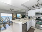 Classy and gorgeous Gulf front Kitchen
