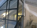mirando a cuenca, habitacion principal, acogedora, recién reformada, tranquilidad, diseño, paz