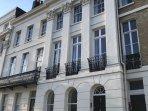 Beautiful Regency facade