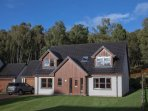 Luxury 5 bedroom holiday home in the Scottish Highlands